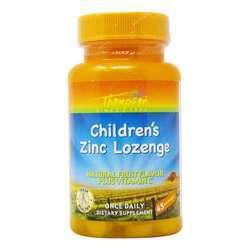 Thompson Children's Zinc Lozenge 5 mg