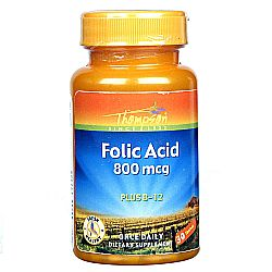 Thompson Folic Acid 800 mcg
