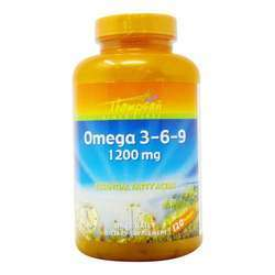 Thompson Omega 3-6-9 1-200 mg