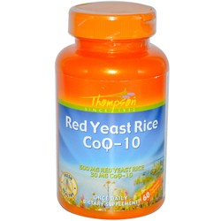 Thompson Red Yeast Rice CoQ10