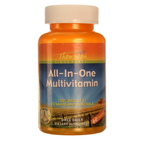 All-In-One Multivitamin