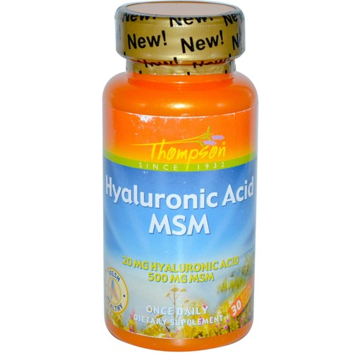 Hyaluronic Acid MSM