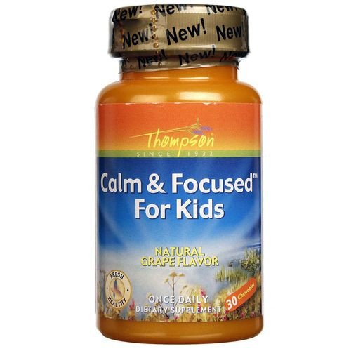 Calm and Focused For Kids