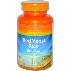 Thompson Red Yeast Rice