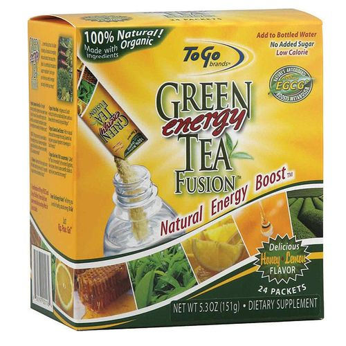 Green Energy Tea Fusion