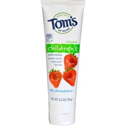 Tom's of Maine Children's Fluoride Toothpaste