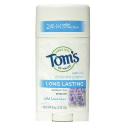 Tom's of Maine Long Lasting Natural Deodorant Stick