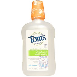 Tom's of Maine Children's Anticavity Fluoride Rinse