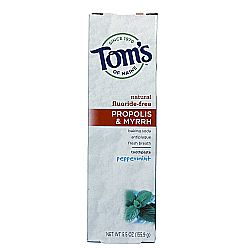 Tom's of Maine Fluoride-Free Propolis and Myrrh Toothpaste