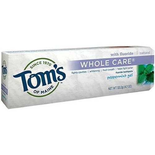 Whole Care Fluoride Toothpaste Gel