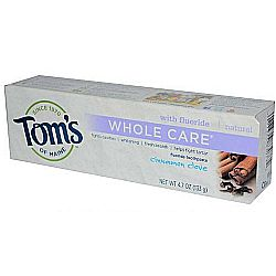 Tom's of Maine Whole Care Fluoride Toothpaste