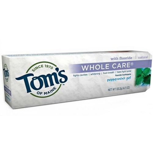 Whole Care Fluoride Toothpaste