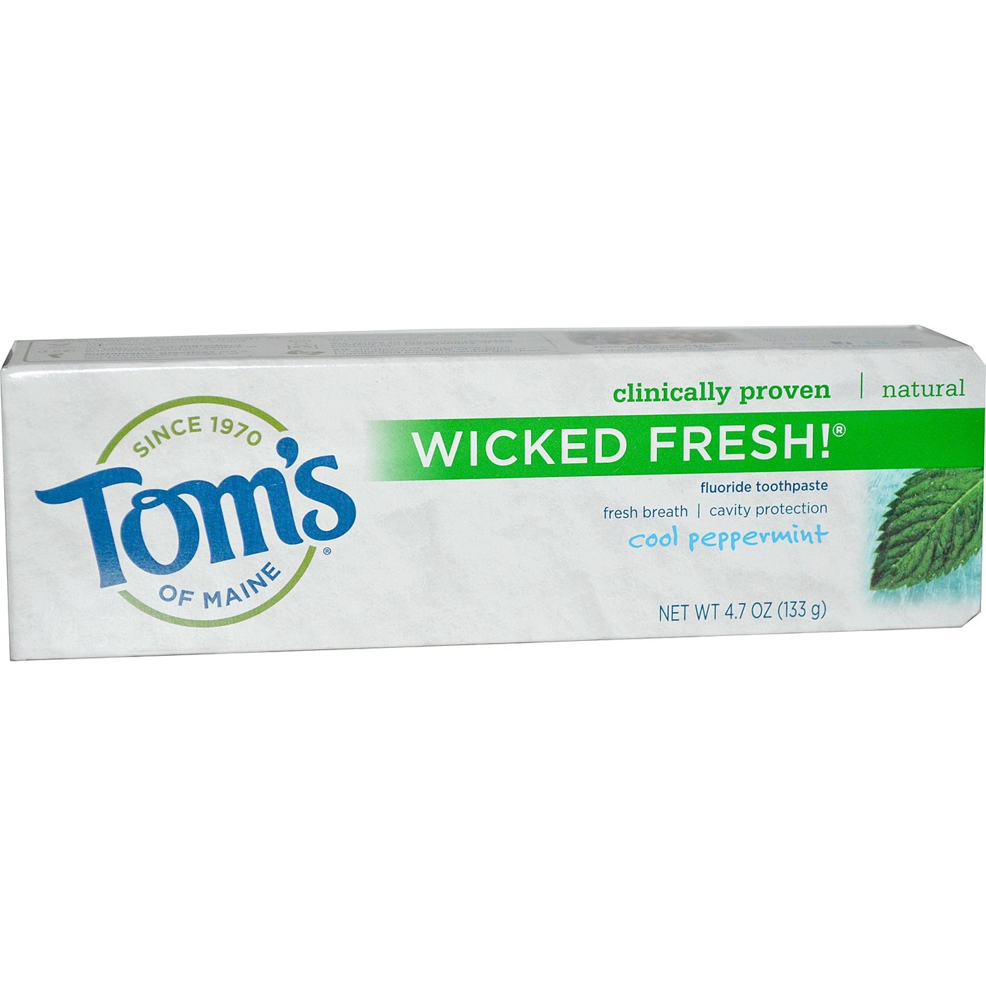 Tom S Of Maine Natural Wicked Fresh