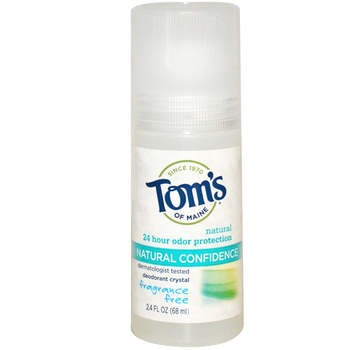 Tom S Of Maine Natural Confidence Deodorant Crystal