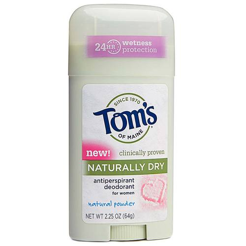 Nat.powder Naturally Dry by Tom's of Maine - 2.25 Oz - 54080.jpg