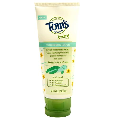 Baby Natural Sunscreen SPF 30