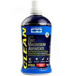 Trace Minerals Research Liquid Zinc Magnesium Aspartate