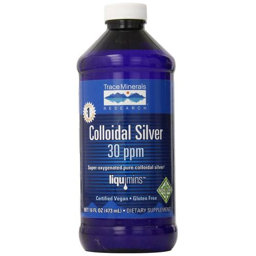 Colloidal Silver 30 PPM