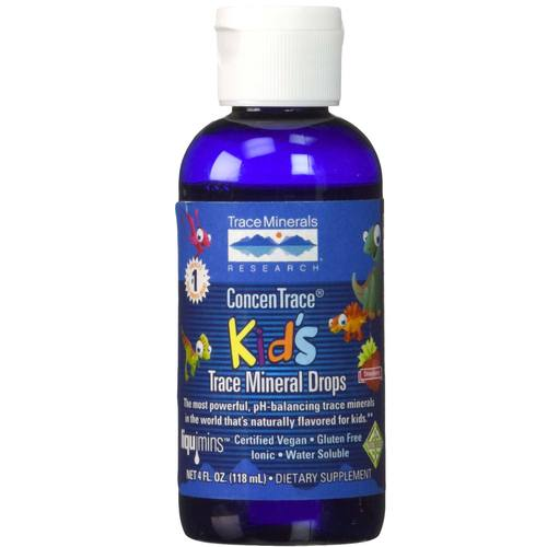 ConcenTrace Kid's Trace Mineral Drops