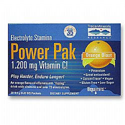 Trace Minerals Research Electrolyte Stamina Power Pak