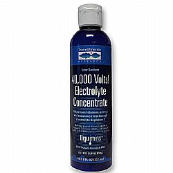 Trace Minerals Research Electrolyte Concentrate 40-000 Volts!