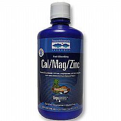 Trace Minerals Research Liquid CalMagZinc