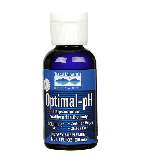 Optimal pH