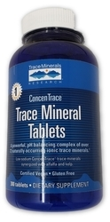 Trace Minerals Research Trace Mineral Tablets