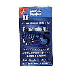 Trace Minerals Research Electro-Vita-Min Daily 5