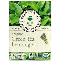 Traditional Medicinals Organic Green Tea