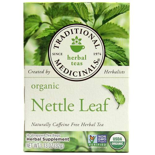 Organic Nettle Leaf Tea
