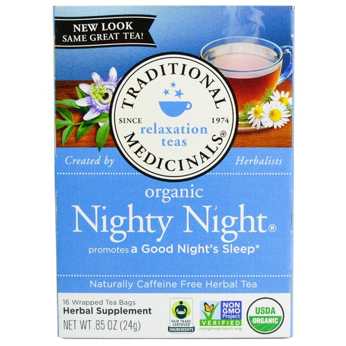 Organic Nighty Night