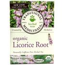 Traditional Medicinals Organic Licorice Root Tea