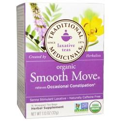 Traditional Medicinals Smooth Move Tea