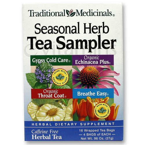 Seasonal Herb Tea Sampler