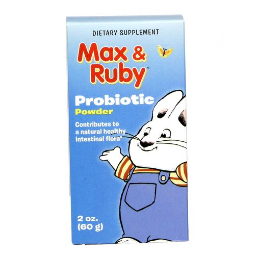 Max and Ruby Probiotic Powder