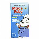 Treehouse Max and Ruby Probiotic Powder