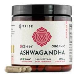 Tribe Organics KSM-66 Ashwagandha