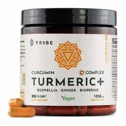 Tribe Organics Turmeric Curcumin C3 Complex