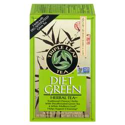 Triple Leaf Tea Diet Green Herbal Tea