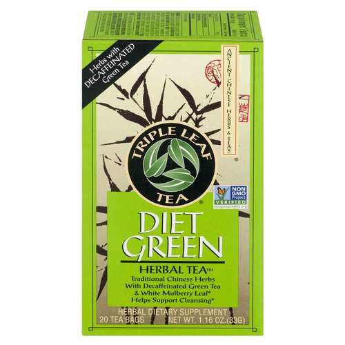 Diet Green Herbal Tea