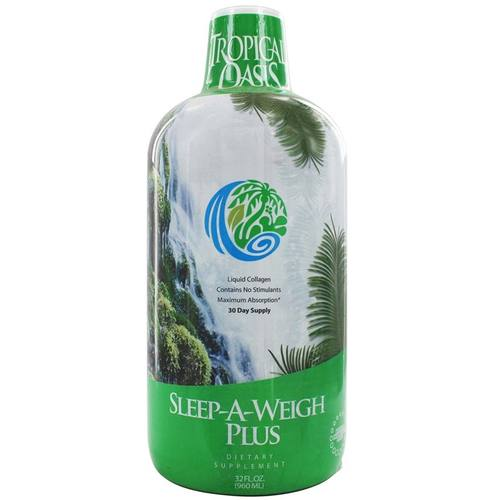 Tropical Oasis Sleep-A-Weigh Plus  - 32 oz