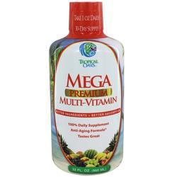 Tropical Oasis Premium Multi-Vitamin