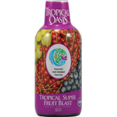 Tropical Fruit Blast