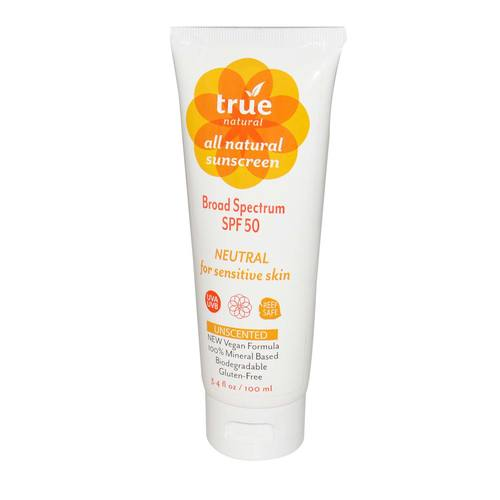 All Natural Broad Spectrum Sunscreen SPF 50