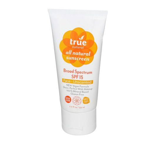 Broad Spectrum Face SPF 15