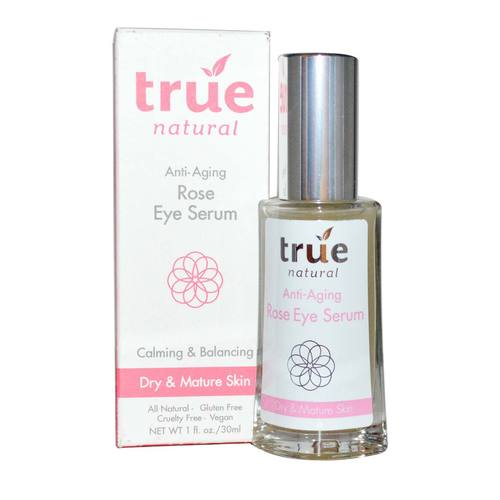Anti-Aging Rose Eye Serum