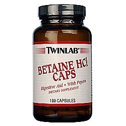 Twinlab Betaine HCL