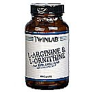 Twinlab L-Arginine and L-Ornithine