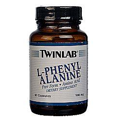 Twinlab L-Phenylalanine 500 mg